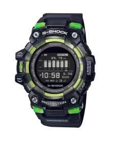 G-Shock G-Squad Move Step Tracker Translucent Negro de Hombre GBD-100SM-1D