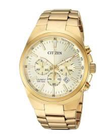 Citizen Cronografo Dorado de Hombre AN8172-53P