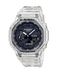 G-Shock Carbon Core Octagon Transparente de Hombre GA-2100SKE7A