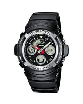 G-Shock Classic Negro de Hombre AW-590-1A