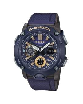G-Shock Carbon Core Guard Navy de Hombre GA-2000-2A